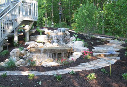 Residential Hardscapes Amp Walkways