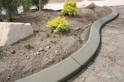 Commercial landscape construction services from Grand Rapids Landscape Management