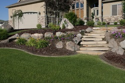 Home landscape contractor Grand Rapids Landscape Management
